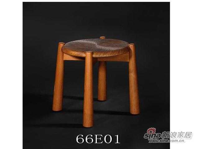嘉豪何室66E01 妆凳