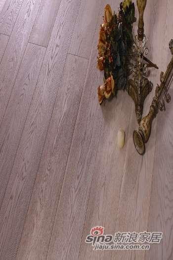 富得利三层实木复合地板(欧洲橡木)天使之翼FC-0106-40-R-0