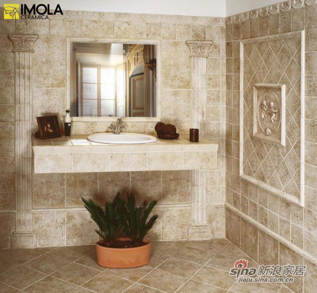 IMOLA陶瓷罗马石P-C花-0