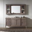 阿洛尼浴室柜-鎏金岁月A1637化妆台组合柜