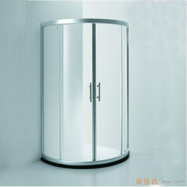 法恩莎淋浴房FL9062A(900*900*1980mm)含石基条1