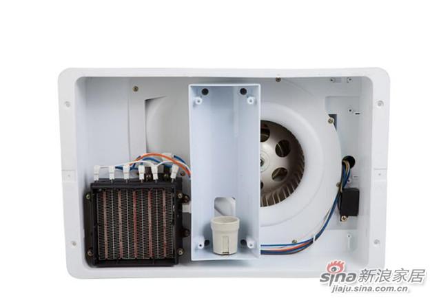 奥普浴霸QDP1020B取暖换气-1