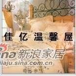 恐龙家纺纯棉钭纹四件套LX504 -0