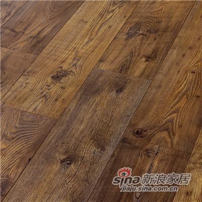 德合家SAXON 强化地板5539贝克斯菲尔德橡木