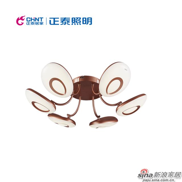 正泰照明吸顶灯 LED创意花型客厅卧室灯灯具-0