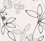 凯蒂燕尾蝶系列TU27098复合纸浆壁纸(进口)