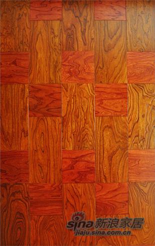 【永吉地板】实木复合炫彩魔方系列——普希古城