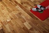 三层实木地板-栎木拼板