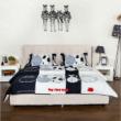 圆方园可拆洗年轻时尚布艺床1.5/1.8米短绒面料双人床软布床