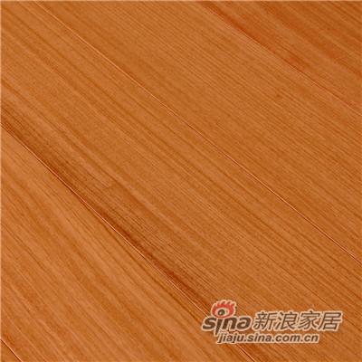 德合家BEFAG三层实木复合地板B55617单拼杜栖木,缅茄