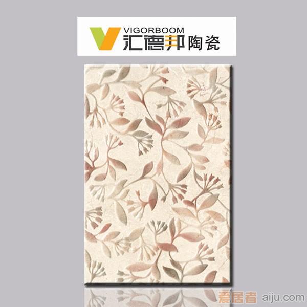 汇德邦瓷片-品味悉尼系列-繁花锦簇-YC45706F01(300*450MM)1