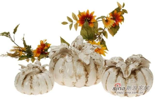 超舒适13-23288陶瓷南瓜