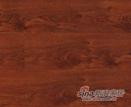 大卫地板中国红-印象红系列强化地板DW8005宫廷花梨-0