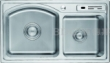 百德嘉五金龙头挂件-H762012不锈钢水槽