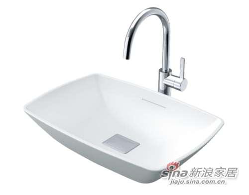 TOTO桌上式洗脸盆PJS02-0