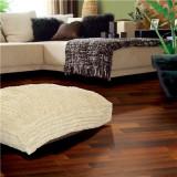 德合家BEFAG三层实木复合地板B55606三拼玛宝木