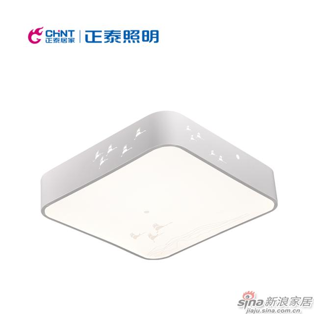 正泰照明吸顶灯 LED时尚镂空大气客厅卧室餐厅灯-0