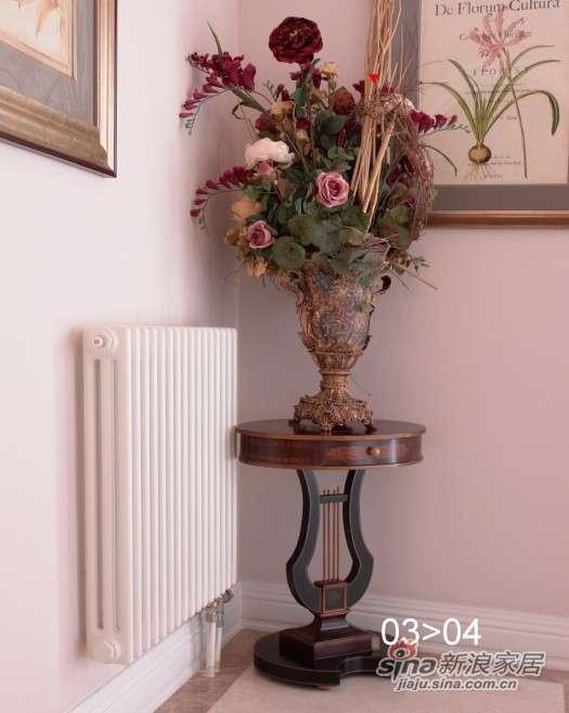 米兰春天散热器钢三柱系列-4