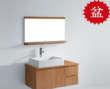 法恩莎实木浴室柜FP4692盆(520*370*180mm)
