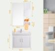 橡木浴室柜组合