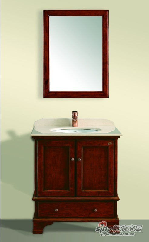 高第浴室柜 US-02