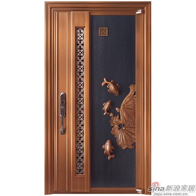 铜钢门5301