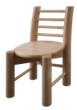 松堡王国P008小圆脚椅