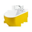 恒洁卫浴浴缸HLB606CNA1-125