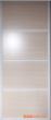 白枫+暖白立柱框+暖白H条 四等分