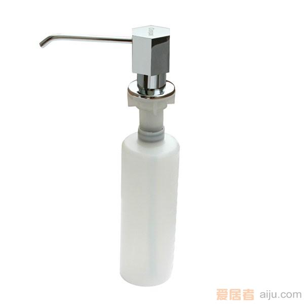 GORLDE新款弯嘴铜管皂液器DP021