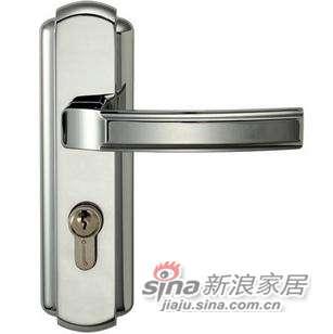 雅洁AS2141-HA6160-31插芯门锁-0