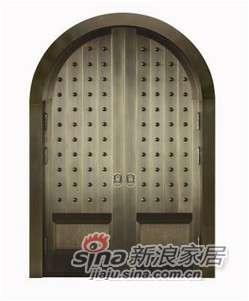 雅帝乐铜门D-1106-0