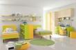 哥伦比尼儿童家具高尔夫系列双床房