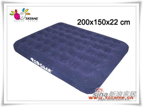TATAME充气床系列 大双人五面植绒充气床 QP01004-0