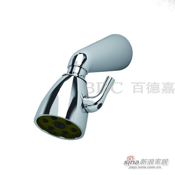 百德嘉五金龙头挂件-H712010-LED灯顶喷花洒-0