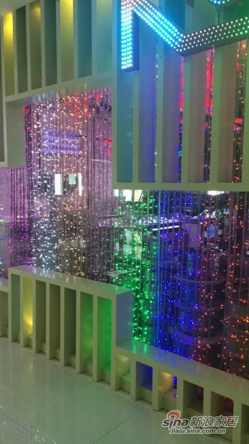 银雨-节日灯串-1
