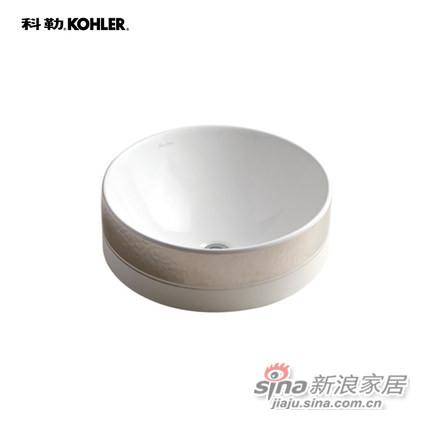 乔司时尚脸盆 K-14800T-0-0