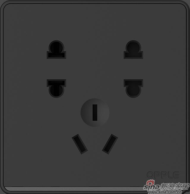 P07七孔黑色-0