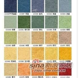 阿姆斯壮卷材亚麻地板美莱亚麻PVC塑料地板 -0