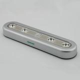 鸿雁2W4粒LED灯珠全自动人体感应小夜灯LED-SL01-S