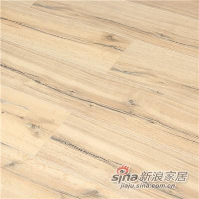 德合家ROOMS 强化地板R1006乡村橡木-1