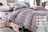 维科家纺斜纹活性印花四件套布依时代