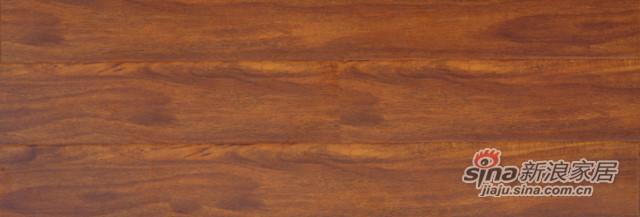 北美枫情强化地板金丝柚木-1