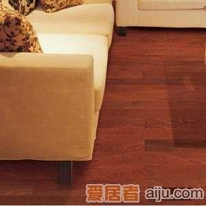 比嘉-实木复合地板-朗居系列:盛情沙比利(910*125*15mm)1