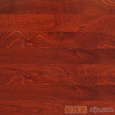 比嘉-实木复合地板-朗居系列:盛情沙比利(910*125*15mm)2