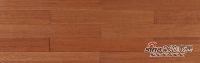 大卫地板经典实木-东南亚悠然系列S29LG06番龙眼(本色金钢面)-0