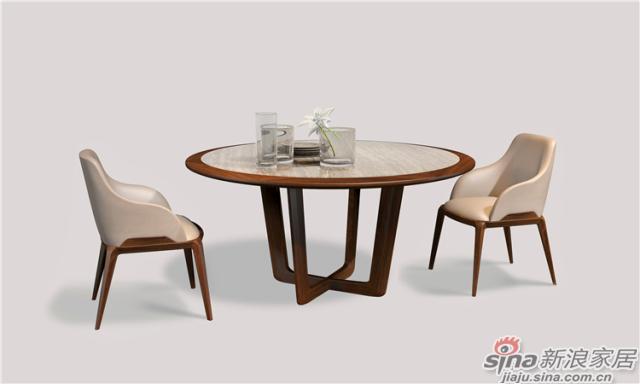北欧风系列-餐厅`餐桌及餐椅