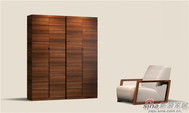 北欧风系列-卧室`衣柜`休闲椅