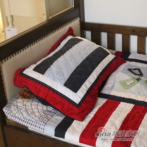 优山美地寓述-双层软包床A-3