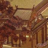 皇冠壁纸流金异彩系列95013
